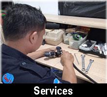 Javascuba Service