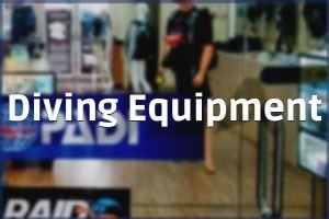 Javascuba Diving equipment