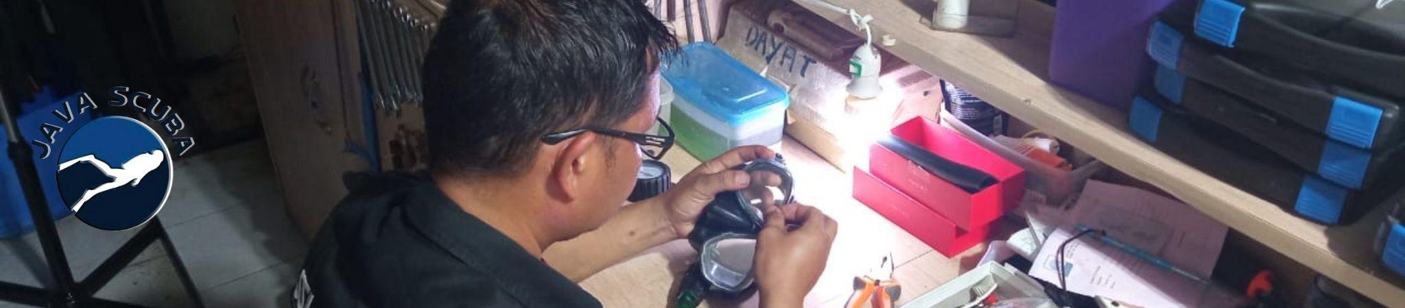 Repair Scuba